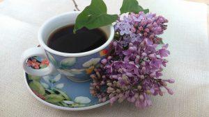 kawa i bez