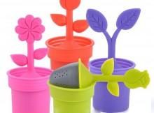 zaparzacz kwiatki
